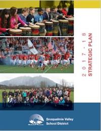 2017-18 Strategic Plan brochure cover