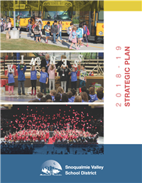 2018-19 Strategic Plan Brochure Cover