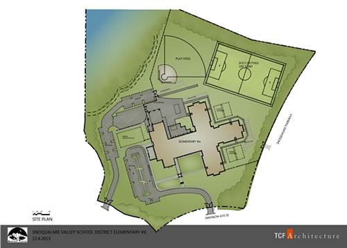 New Elementary Site Plan