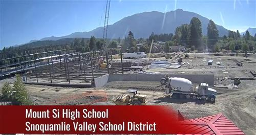 Video Introducing the New Mount Si High School