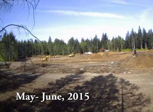 Elementary 6 time lapse May-June 2015