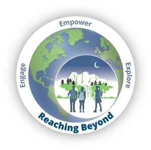 Reaching Beyond Logo