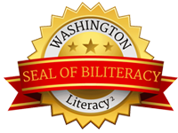 Washington State Seal of Bilitearcy