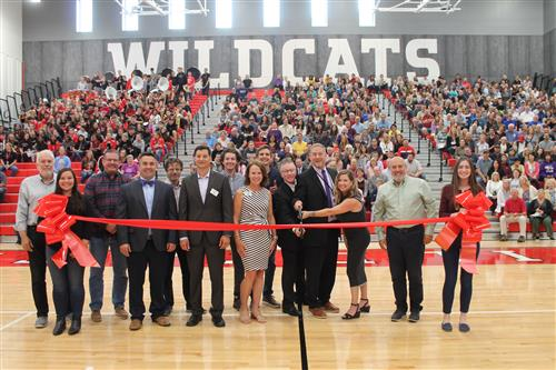 Mount Si High School Grand Opening