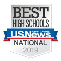 Best High Schools 2019 logo