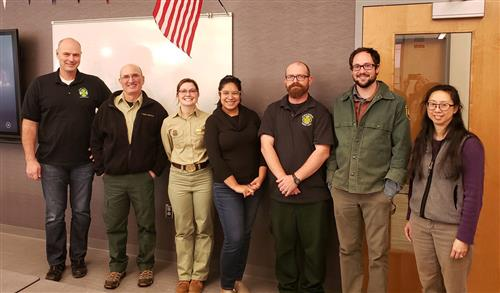 Forest Service pros share their careers