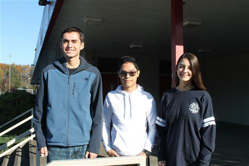 National Hispanic Scholars from Mount Si High School - Class of 2019