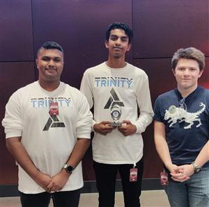 MSHS student who qualified for state robotics competition