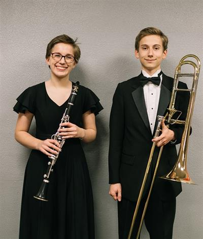 MSHS students named to 2019 WMEA All-State Honor Band.
