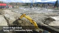 MSHS Spring 2017 Construction Update