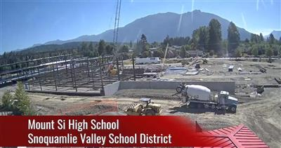 Video of the Mount Si High School expansion project (approx. 6 min.)