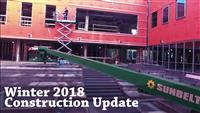 Winter 2019 Construction Update