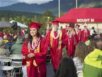 Mount Si High School Graduation