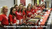 Community Service in Snoqualmie Valley