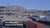 November 2017 Construction Update