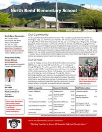 North Bend Elementary School Profile