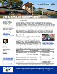 SES School Profile 2016-17