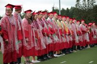 Mount Si High School 2016 Graduation