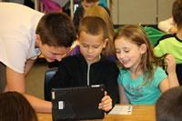 Hour of Code Students